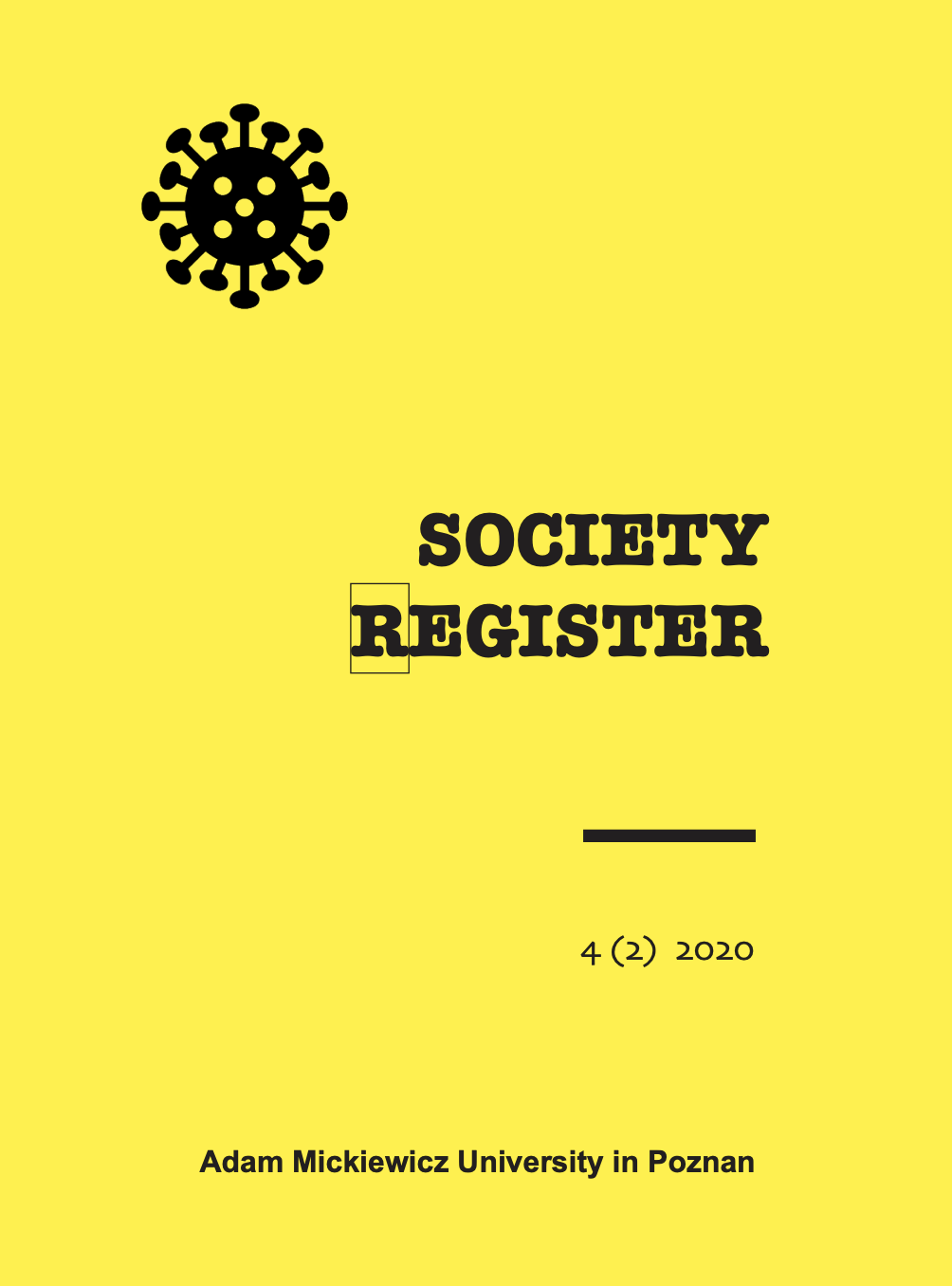 Society Register 1