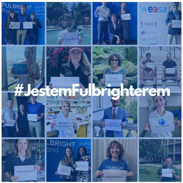 #JestemFulbrighterem photo