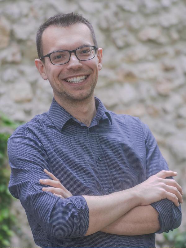 Michał Choiński Fulbright