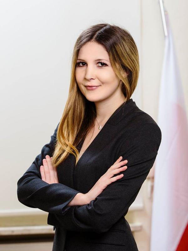 Agata Kłosowicz Fulbright