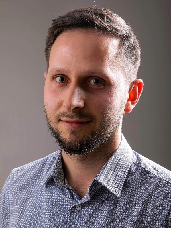 Paweł Korpal Fulbright